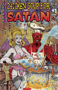 Chicken Soup For Satan Cover