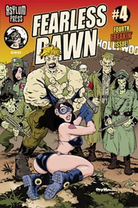 Fearless Dawn 4 Cover