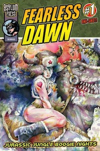 Fearless Dawn: Jurassic Jungle Boogie Nights