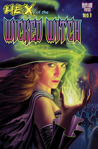 Hex Of the Wicked Witch 1 Cover