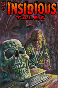Insidious Tales 1 Cover