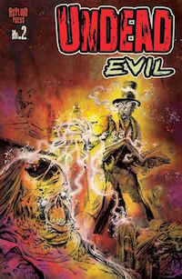 Undead Evil 2 Cover