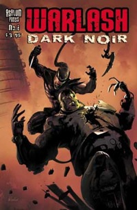 Warlash Dark Noir 1 Cover